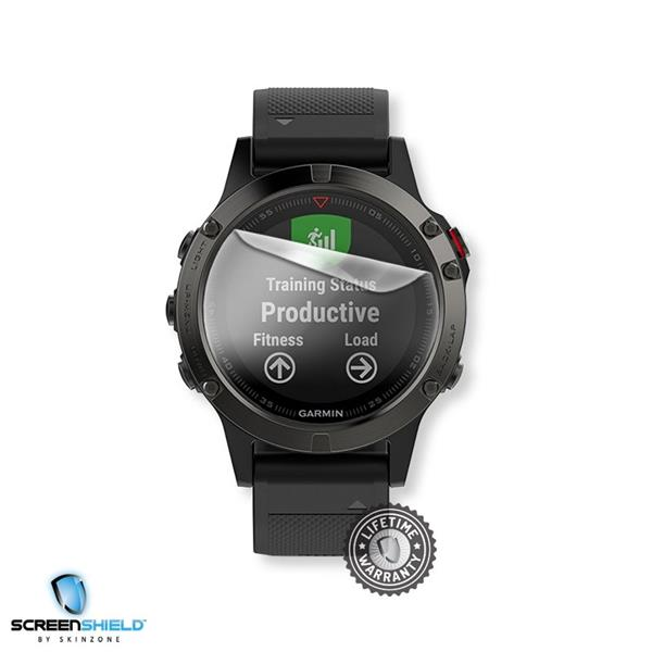 Screenshield GARMIN Fenix 5 - Film for display protection