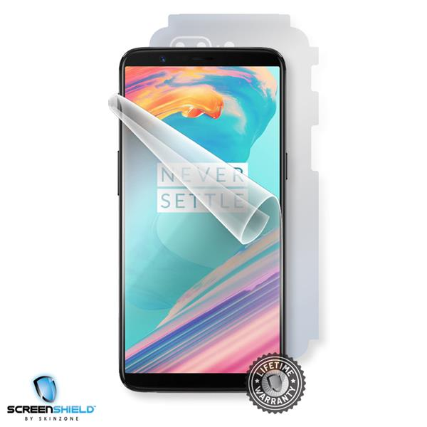 Screenshield ONEPLUS 5T - Film for display + body protection