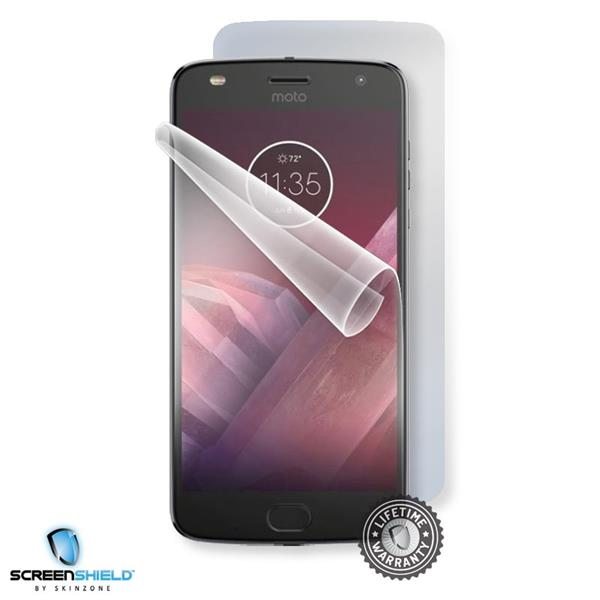 Screenshield MOTOROLA Moto Z2 Play XT1710 - Film for display + body protection
