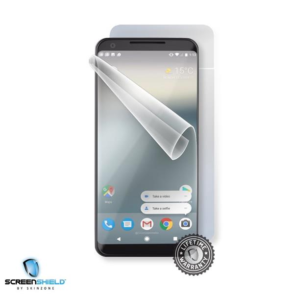 Screenshield GOOGLE Pixel 2 XL - Film for display + body protection