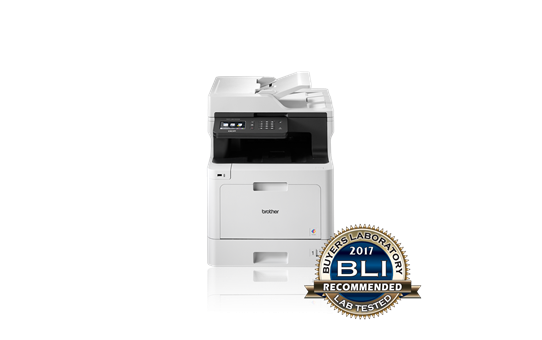 BROTHER DCP-L8410CDW A4, color laser MFP, ADF, duplex, GLAN, WiFi