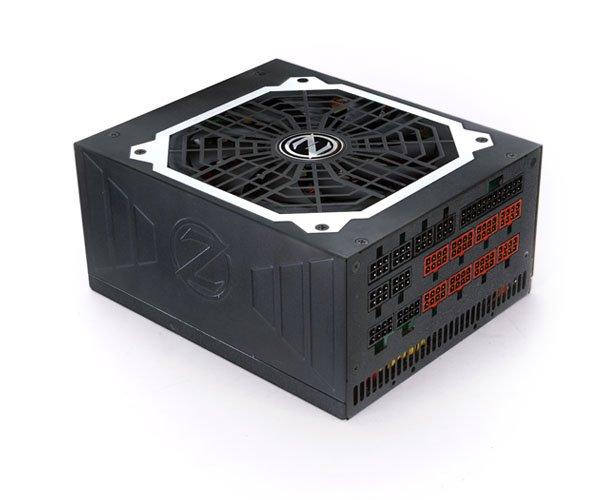 ZALMAN ZM750-ARX, zdroj, 750W, 80Plus, Platinum, ATX12V, aktívne PFC, 135mm ventilátor, modular