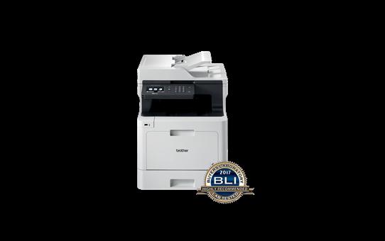 BROTHER MFC-L8690CDW A4, color laser MFP, Fax, ADF, duplex, GLAN, WiFi + bunda Horizon Explorer