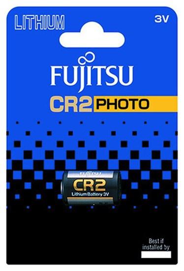 Fujitsu lítiová foto batéria CR2, blister 1ks