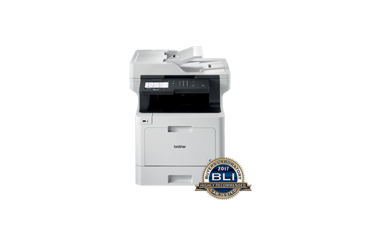 BROTHER MFC-L8900CDW A4, color laser MFP, Fax, ADF, duplex, GLAN, WiFi, NFC
