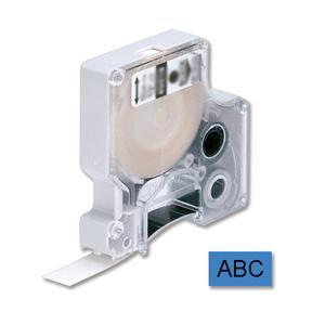 DYMO samolepiaca páska D1 čierna potlač/modrá 12 mm