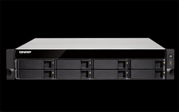 QNAP™ TS-853BU-8G 8 Bay NAS, Intel Celeron® 1.5GHz , 8GBGB RAM, EU Edition