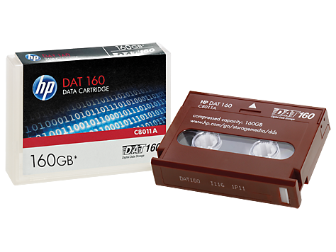HP DAT160 160GB Data Cartridge