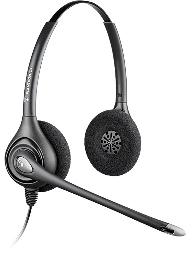 Plantronics SUPRAPLUS HW261/A náhlavná súprava na obe uši