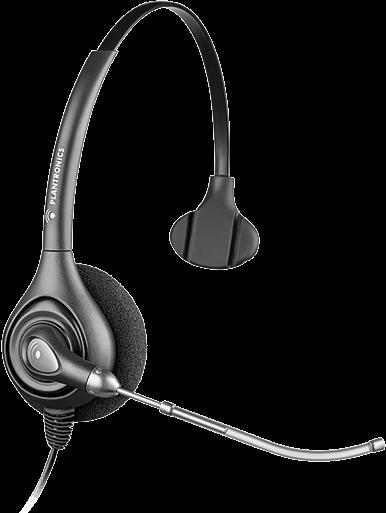 Plantronics SupraPlus HW251/A náhlavná súprava na jedno ucho so sponou