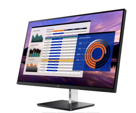 HP EliteDisplay S270n, 27 IPS/LED, 3840x2160, 350 cd/m2, 1300:1, 5.4 ms, DP/HDMI, 3y