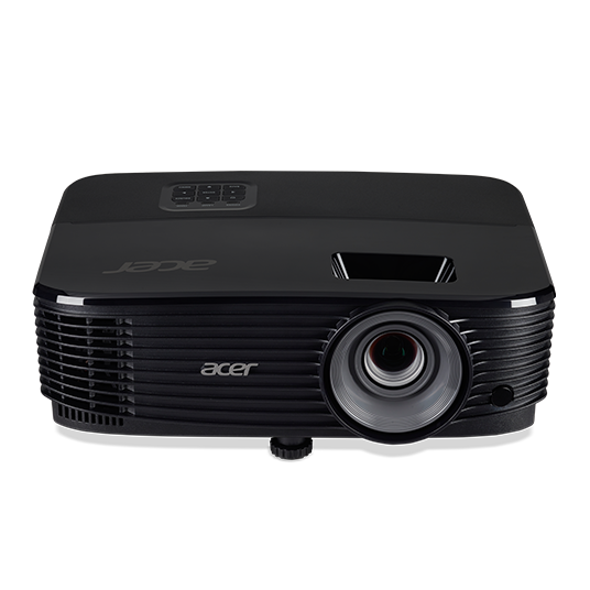 ACER X1223H zoom, 1024x768, 20 000:1, 3600 LUMENS, HDMI, DLP 3D