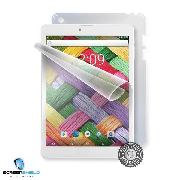 Screenshield UMAX Visionbook 8Qe 3G - Film for display + body protection