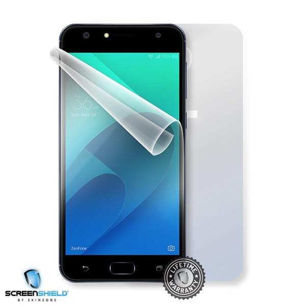 Screenshield ASUS Zenfone 4 Selfie ZD553KL - Film for display + body protection
