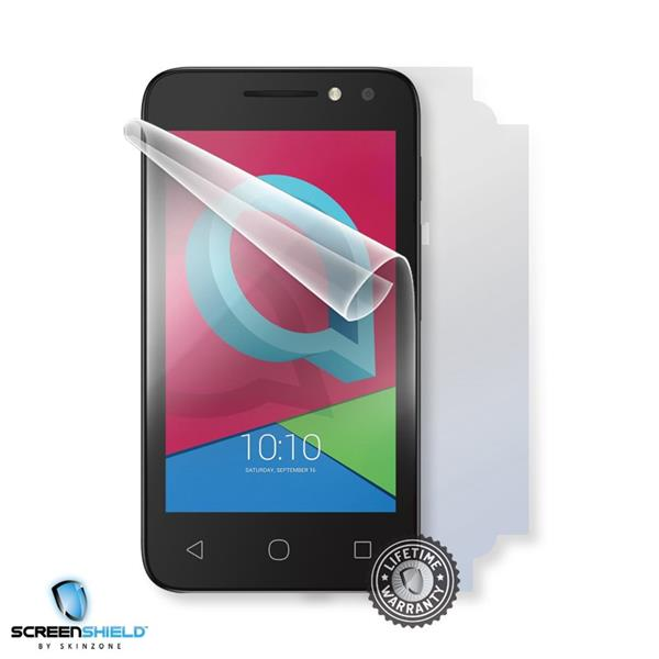 Screenshield ALCATEL 4049D U3 - Film for display + body protection