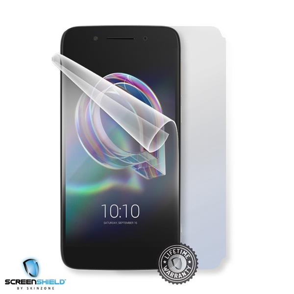 Screenshield ALCATEL 6058D Idol 5 - Film for display + body protection