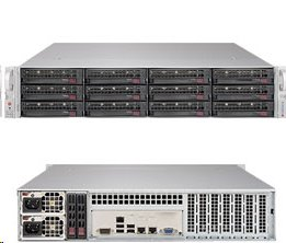 Supermicro Storage Server SSG-6029P-E1CR12H 2U DP