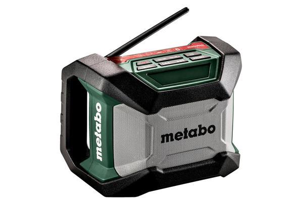 Metabo R 12-18 Akumulátorové stavebné rádio (bez aku)