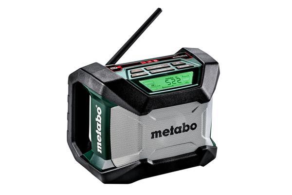 Metabo R 12-18 BT Akumulátorové stavebné rádio (bez aku)