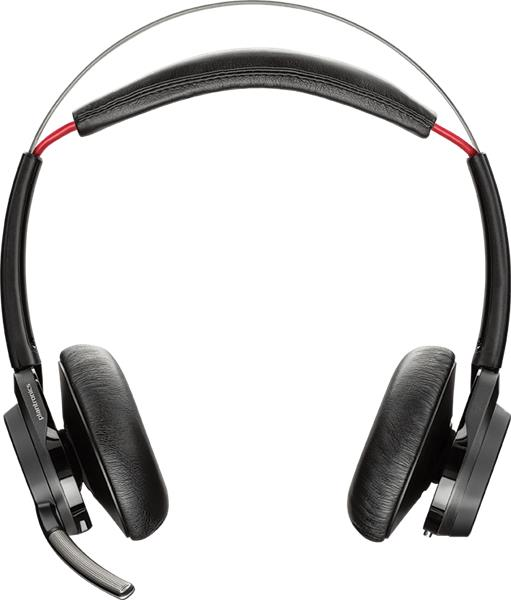 Plantronics FOCUS UC, B825-M náhlavná súprava na obe uši