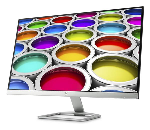 HP 27ea, 27 IPS/LED, 1920x1080, 1000:1/10000000:1, 7ms, 250cd, VGA/HDMI, 2y