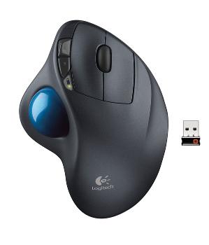 Logitech® Wireless Trackball M570 - 2.4GHZ
