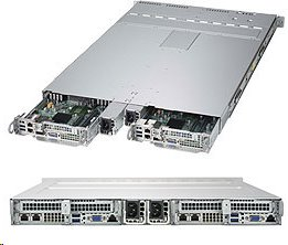 Supermicro TwinPro Server SYS-1029TP-DTR 1U DP