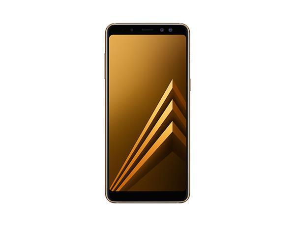 Samsung Galaxy A8 2018 Duos Zlatá