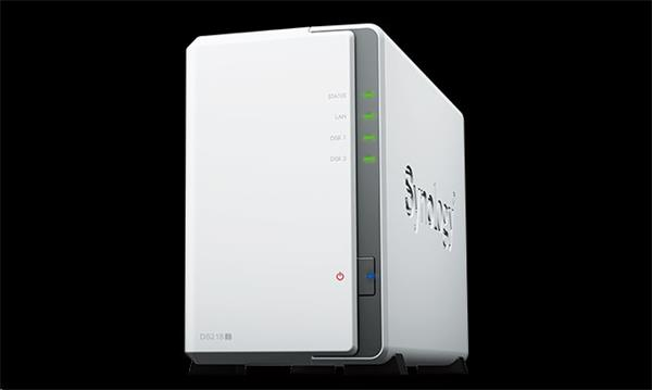 Synology™ DiskStation DS218j 2x HDD NAS