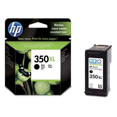 HP No 350XL Ink Cart/black Vivera Inks