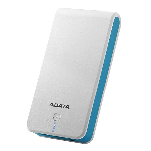 A-DATA Power Bank P20100, 20100mAh, White-Blue