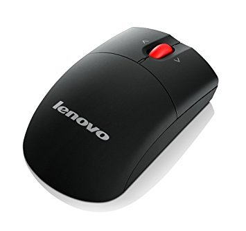 Lenovo 500 Wireless Compact Precision Mouse - Midnight Black - ROW
