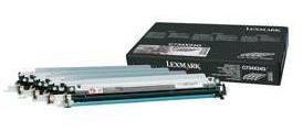 Lexmark C734, C736, X734, X736, X746, X738 Photoconductor Unit, 4-Pack