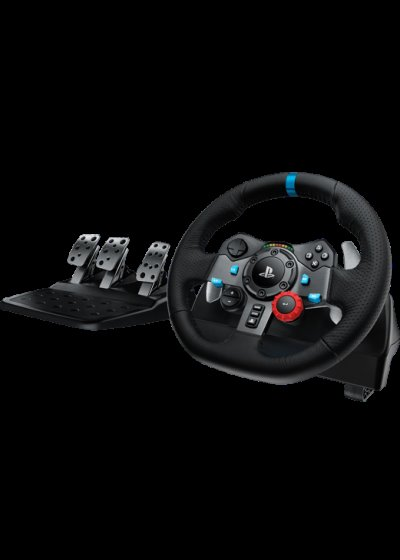 Logitech® Driving Force G29 - PC and Playstation 3-4, poskodena krabica, nepouzivane