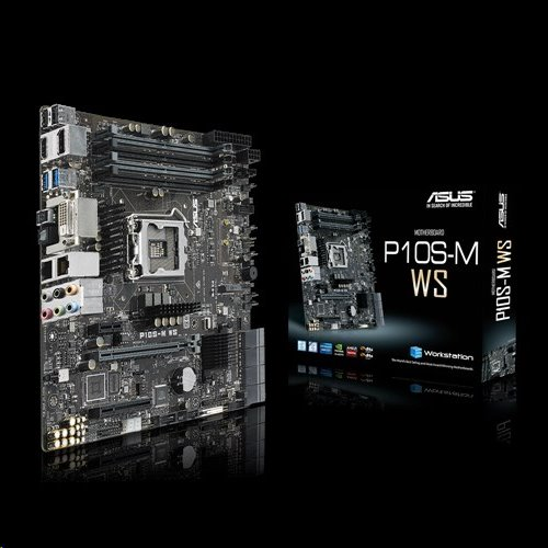 ASUS Serverboard P10S-M WS soc.1151 C236 DDR4 mATX 2x GL