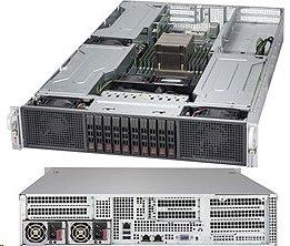 Supermicro Storage Server SYS-2028GR-TRT 2U DP