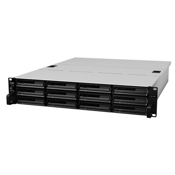 Synology™ RackStation RS2418RP+ 12x HDD NAS 2U rack, Citrix,vmware