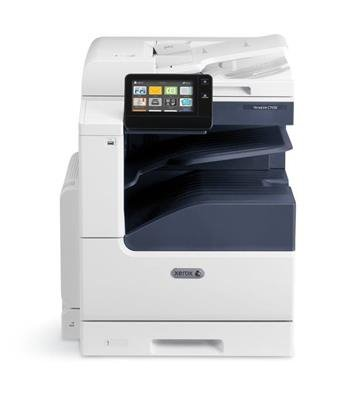Xerox VersaLink C7020/C7025/C7030 A3 20/25/30ppm Duplex Copy/print/Scan PCL5c/6 DADF 3 Trays Total 1140 Sheets, Stand