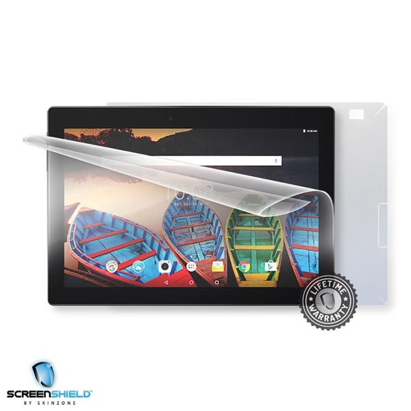 Screenshield LENOVO TAB3 10 Plus - Film for display + body protection