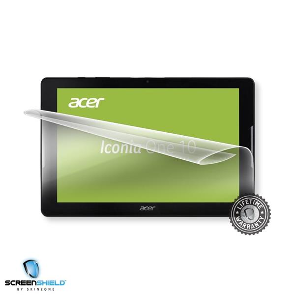 Screenshield ACER ICONIA One 10 B3-A32 - Film for display protection