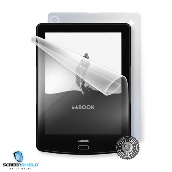 Screenshield INKBOOK Prime - Film for display + body protection