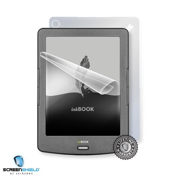 Screenshield INKBOOK Classic 2 - Film for display + body protection