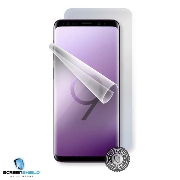 Screenshield SAMSUNG G960 Galaxy S9 - Film for display + body protection