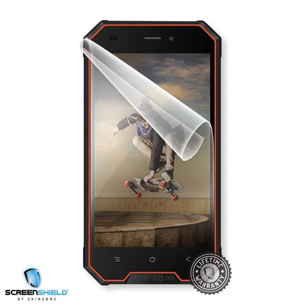 Screenshield IGET Blackview GBV4000 - Film for display protection