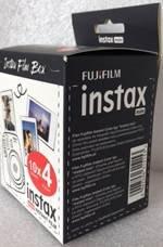 FUJIFILM Instax Mini - Instatne filmy do Instax Mini - štvorbalenie (40ks fotiek)