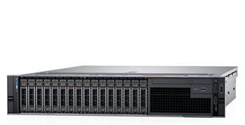 DELL PE R740 S4116/16GB/300GB 15k/DRW/H740P/iD9_Ent/1x750W/3Yr
