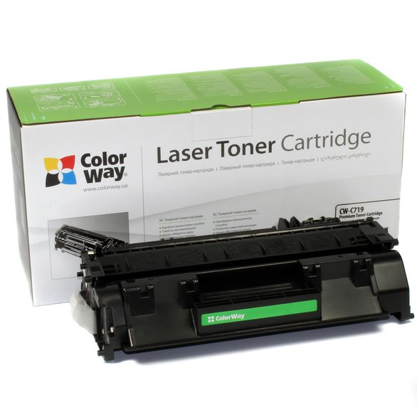 ColorWay alternativny toner k Canon 719H a HP CE505A (05A)