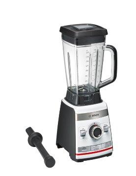 BOSCH_Vysokorýchlostný mixér VitaBoost: viac ako 30.000 otáčok za minútu a 3 programy :s moothie, shake a polievky