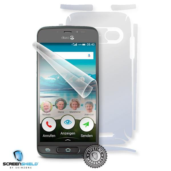 Screenshield DORO 8040 - Film for display + body protection