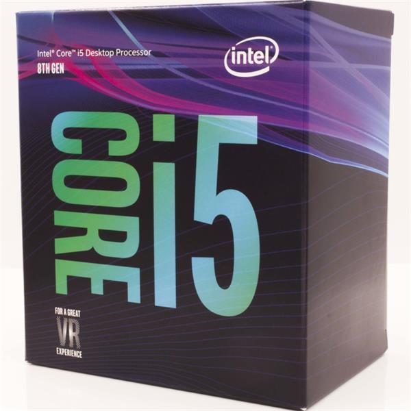 Intel® Core™i5-8600 processor, 3,10GHz,9MB,LGA1151 BOX, UHD Graphics 630